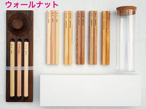 木聞器 - KiKiKi  杯型香筆シャープナー【限定特別セット】