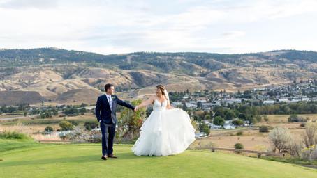 Jessica and Jaron - An Intimate Kamloops Wedding