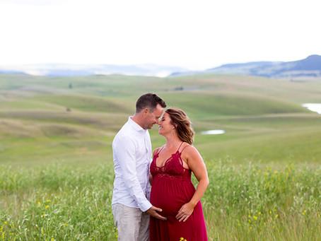 Kamloops Maternity Session