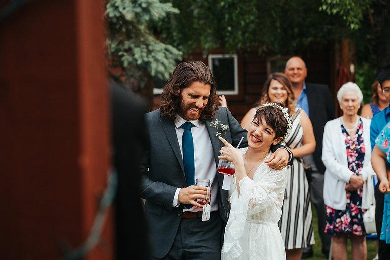 Sun Peaks Wedding