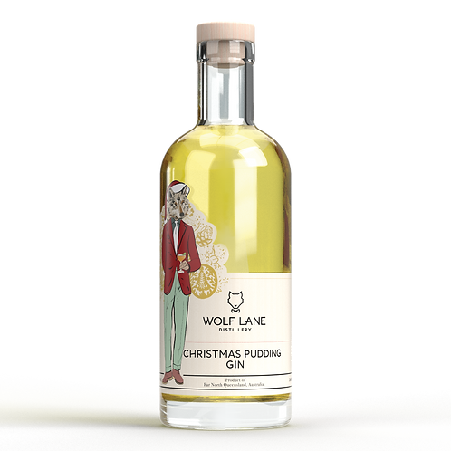 Christmas Pudding Gin  - Pre release