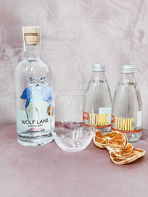 Tropical Gin Kit
