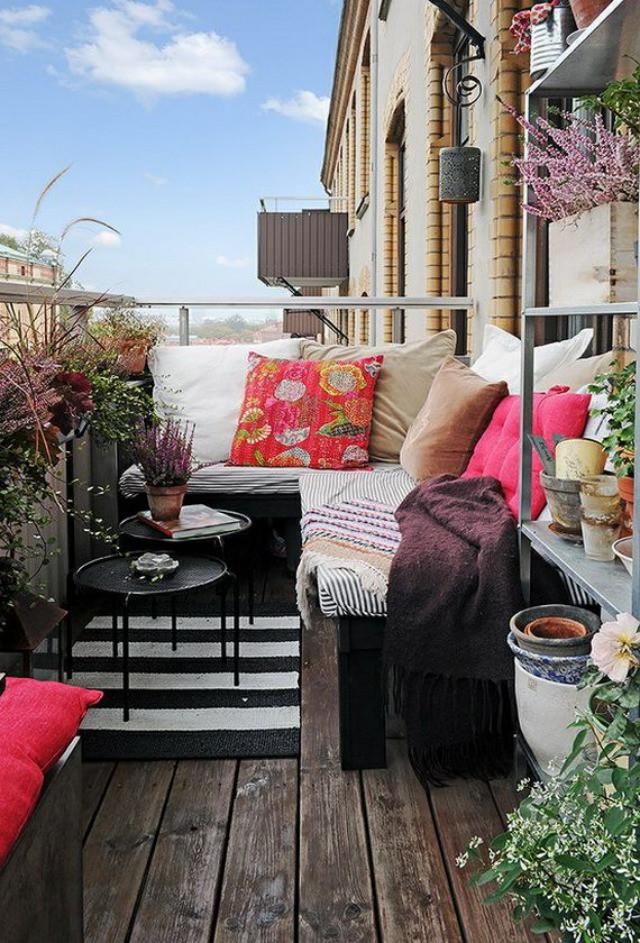 ideas para balcones pequeños Fityourhouse
