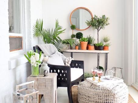 5 trucos + 1 Shopping list que refrescan tu casa en verano