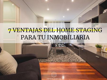 7 ventajas del Home Staging para tu inmobiliaria