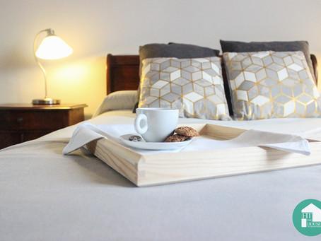 Nuevo reto Home Staging : Una vivienda tradicional con exceso de equipaje