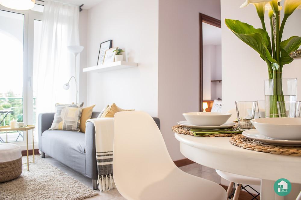 nueva imagen de vivienda a través del Home Staging en Cantabria Fityourhouse