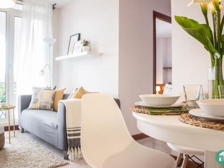 Home Staging con Relooking en una vivienda junto al mar en Cantabria