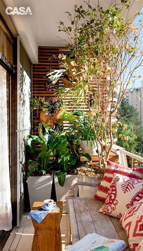 Ideas para balcones pequeños Fityourhouse decorar balcones y terrazas