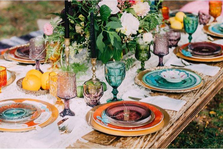 todos los días son verano con esta mesa colorida_Fityourhouse