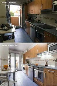 antes y después de Home Staging Cantabria Fityourhouse
