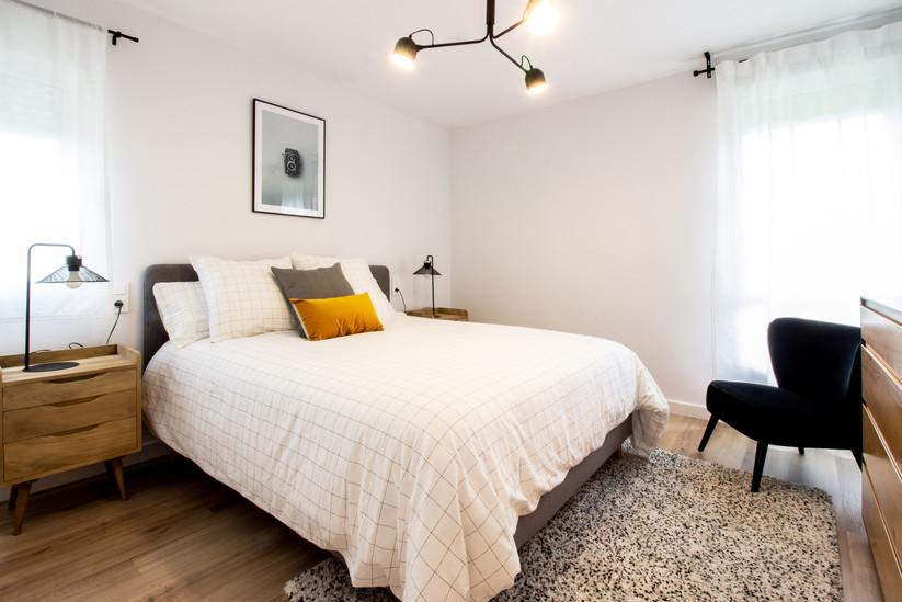 reforma dormitorio proyecto Sierrapando Fityourhouse Torrelavega