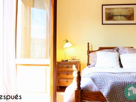Nuevo proyecto: De habitación de abuela a acogedor espacio para alquilar