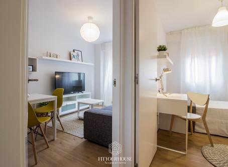 Cambio radical: Reforma de piso antiguo a vivienda ideal milennial
