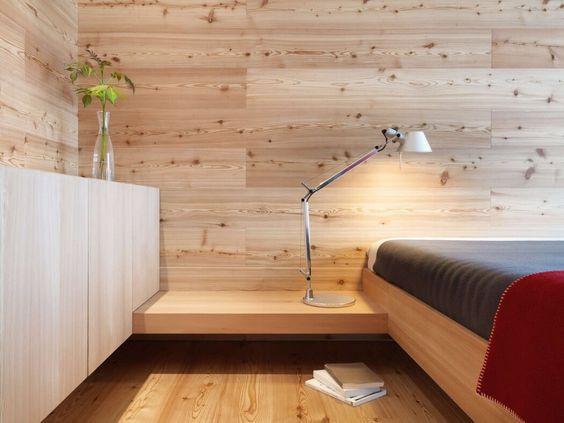 Fityourhouse Blog Madera en tu dormitorio