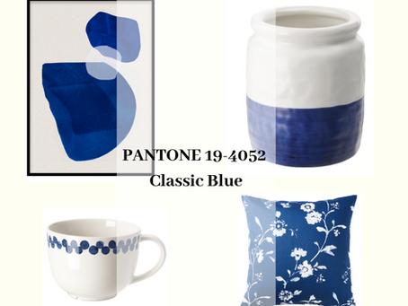 Nuevo color Pantone 2020. ¿Qué hay detrás del Classic Blue y cómo puedes  utilizarlo?
