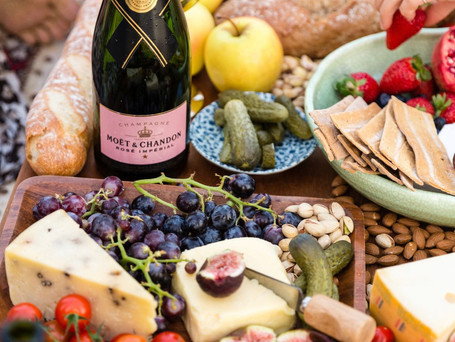 Picnic Charcuterie & Champagne