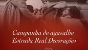 Participe da Campanha do Agasalho Estrada Real Decorações.