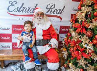 Campanha: Tire sua foto com o Papai Noel - 18/11, Loja da Caetés, 200.