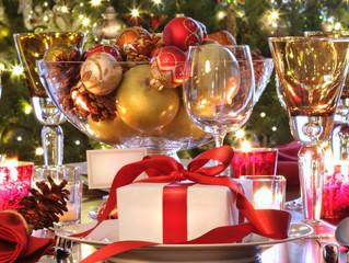 Ceia e almoço de Natal: Dicas de decoração