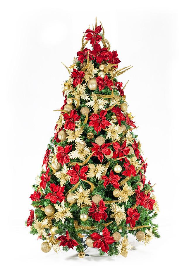 Árvore de Natal Estrada Real Decorações