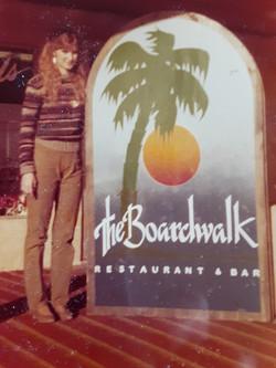 boardwalk, ca 1984
