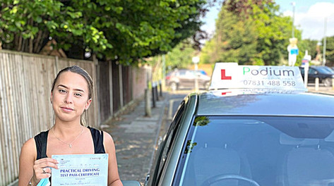 driving lessons in Gravesend