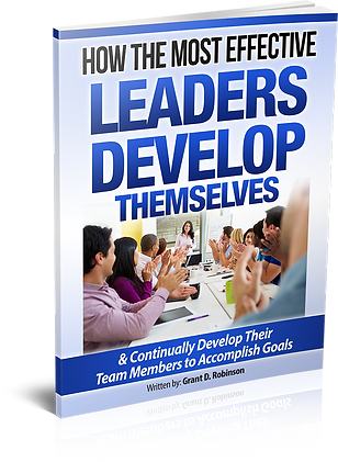 How the Most Effective Leaders Develop T