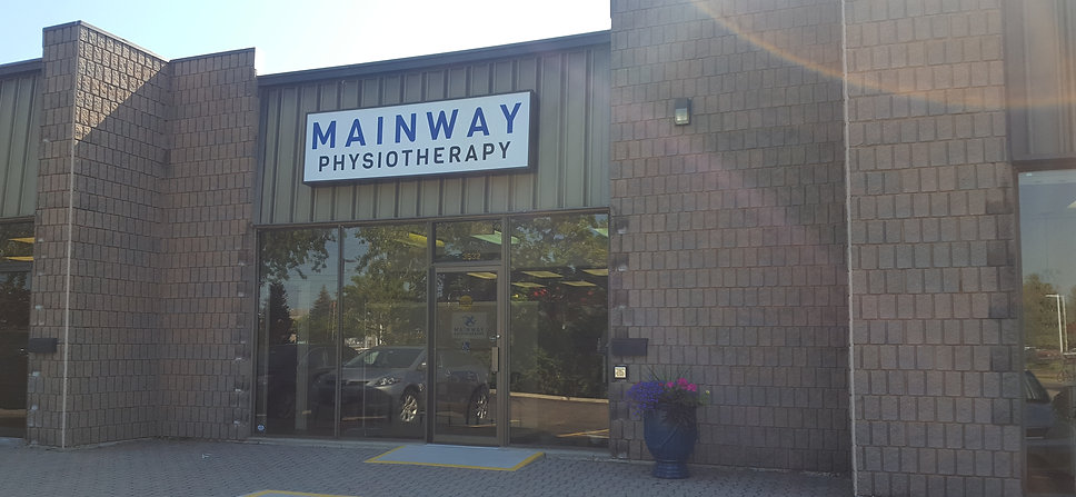 Mainway Physiotherapy Front