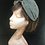 Thumbnail: Black white herringbone turban band