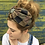 Thumbnail: Khaki print turban band