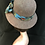 Thumbnail: Brown beige hat