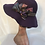 Thumbnail: Purple print band hat