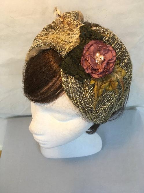 Flower headband TB20