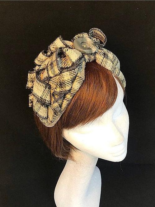 Grey headband TB26
