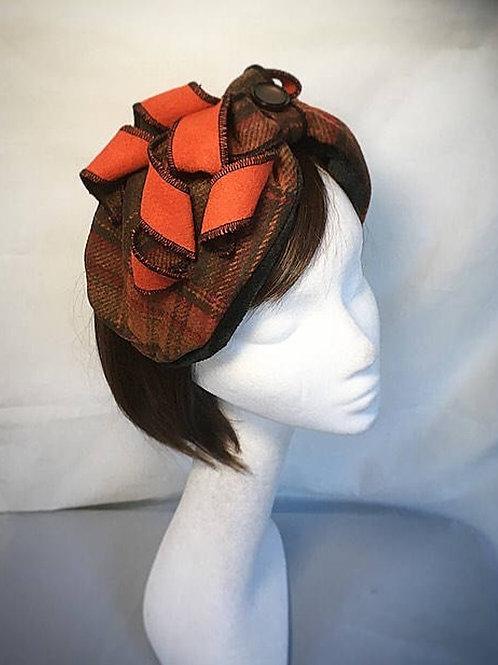 Orange headband TB6