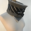 Grey ladies neck gaiter