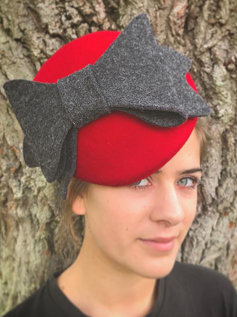 Vintage beret hats