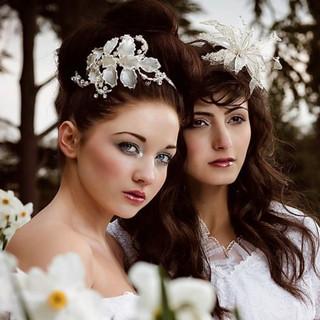 Wedding tiaras, bridal headresses