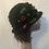 black downton abbey hat