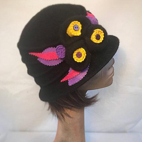 boho wool hat