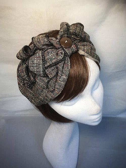Tweed headband TB11