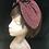 Thumbnail: Red fleck wool turban band