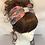 Grey chemo turban