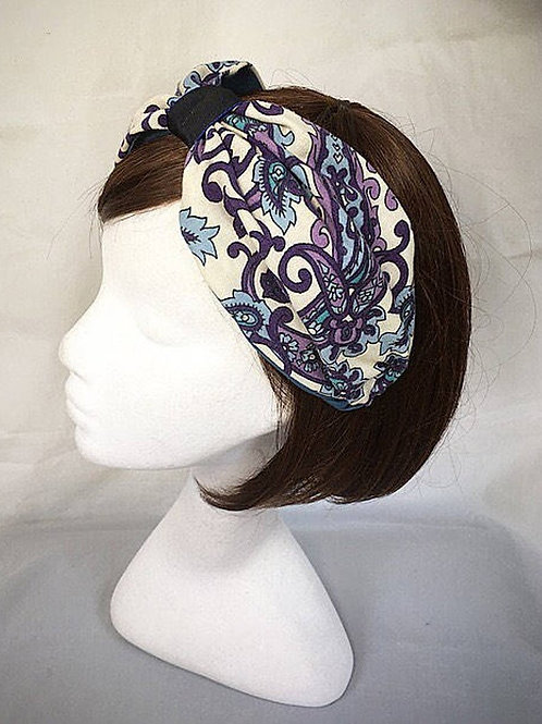 Paisley turban CB7