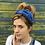 Thumbnail: Plain blue turban band