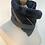 Blue neck warmer