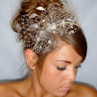 Bespoke fascinators and headdresses