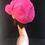 Pink retro cap