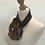 Ladies brown scarf
